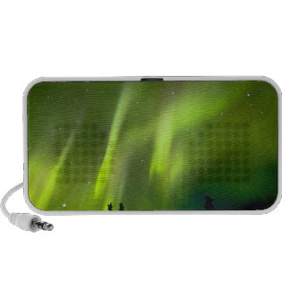 USA, Alaska, Chena Hot Springs. Aurora 3 Mini Speakers