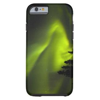 USA, Alaska, Chena Hot Springs. Aurora Borealis 2 Tough iPhone 6 Case
