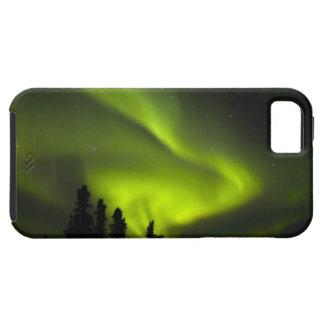 USA, Alaska, Chena Hot Springs. Aurora Borealis 2 iPhone 5 Case