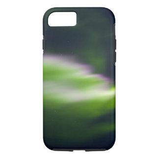 USA, Alaska, Chena Hot Springs. Aurora Borealis iPhone 7 Case