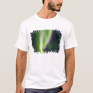 USA, Alaska, Chena Hot Springs. Aurora Borealis T-Shirt