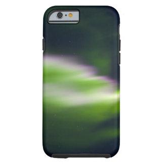 USA, Alaska, Chena Hot Springs. Aurora Borealis Tough iPhone 6 Case