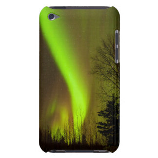 USA, Alaska, Chena Hot Springs. View Of Aurora Barely There iPod Cover
