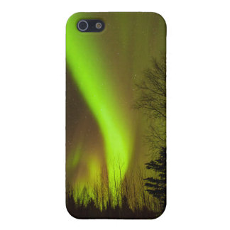 USA, Alaska, Chena Hot Springs. View Of Aurora Case For iPhone SE/5/5s