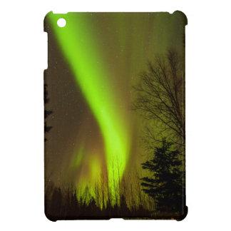 USA, Alaska, Chena Hot Springs. View Of Aurora iPad Mini Cases