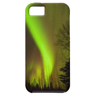 USA, Alaska, Chena Hot Springs. View Of Aurora iPhone SE/5/5s Case
