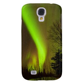 USA, Alaska, Chena Hot Springs. View Of Aurora Samsung Galaxy S4 Cover