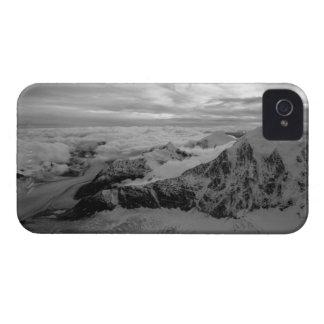 USA, Alaska, Denali National Park, Aerial view 2 iPhone 4 Case-Mate Cases