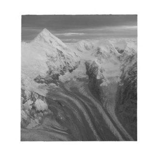 USA, Alaska, Denali National Park, Aerial view 3 Notepad