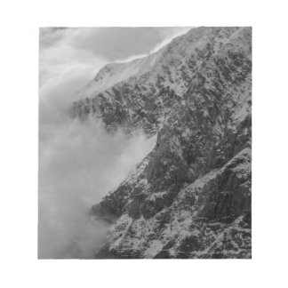 USA, Alaska, Denali National Park, Aerial view 4 Notepad