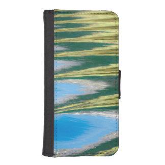 USA, Alaska, Glacier Bay National Park 5 iPhone SE/5/5s Wallet Case