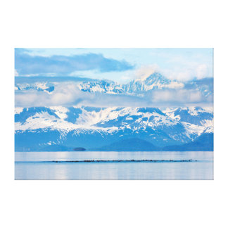 USA, Alaska, Glacier Bay National Park 7 Canvas Print
