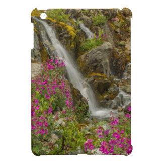 USA, Alaska, Glacier Bay National Park. Fireweed iPad Mini Cover