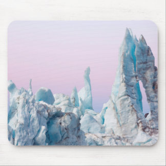 USA, Alaska, Glacier Bay National Park. Margerie Mouse Pad