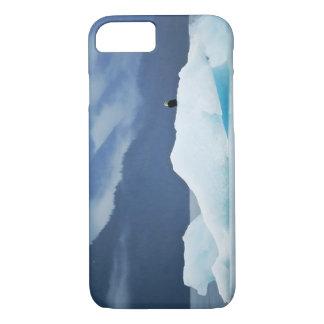 USA, Alaska, Inside Passage. Bald eagle perched iPhone 7 Case