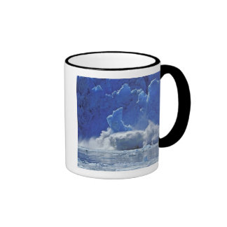USA, Alaska, Juneau. Part of South Sawyer Ringer Mug