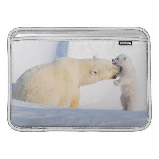 USA, Alaska, North Slope, 1002 Area 4 MacBook Sleeve