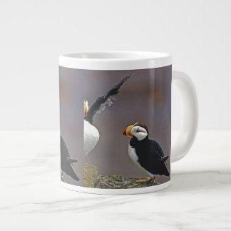 USA, Alaska, Pribilof Islands, St. George Large Coffee Mug
