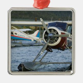 USA, ALASKA, Southeast Alaska, KETCHIKAN: Metal Ornament