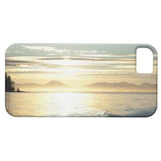 USA, Alaska, Southeast near Ketchikan, sunset. iPhone SE/5/5s Case