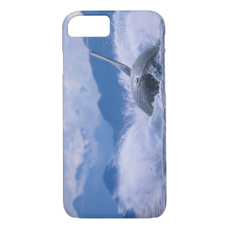 USA, Alaska, Tongass National Forest, Humpback 4 iPhone 8/7 Case