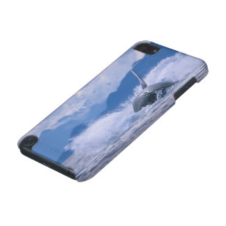 USA, Alaska, Tongass National Forest, Humpback 4 iPod Touch 5G Cases