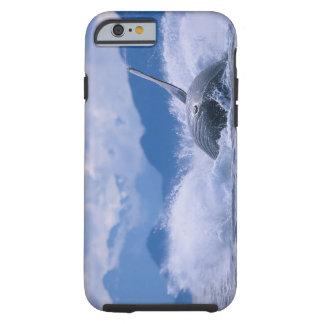 USA, Alaska, Tongass National Forest, Humpback 4 Tough iPhone 6 Case