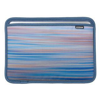 USA, Alaska. Water Abstract At Sunset Sleeves For MacBook Air