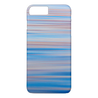 USA, Alaska. Water Abstract At Sunset iPhone 7 Plus Case