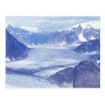 USA, Alaska, Wrangell-St Elias NP, Leconte Post Card