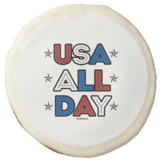 USA ALL DAY SUGAR COOKIE