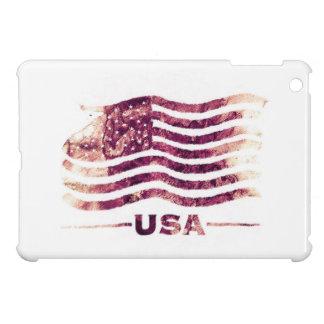 USA America Case Savvy Glossy iPad Mini Case