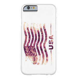 USA America iPhone 6/6s Case  - Watercolor Style