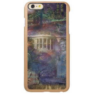 USA - America the Beautiful! Incipio Feather Shine iPhone 6 Plus Case