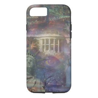 USA - America the Beautiful! iPhone 8/7 Case