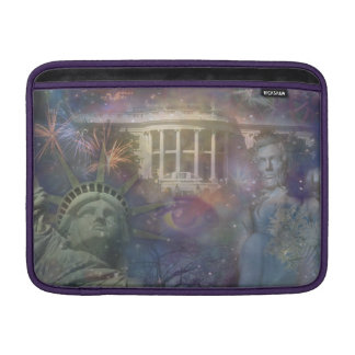 USA - America the Beautiful! MacBook Sleeve