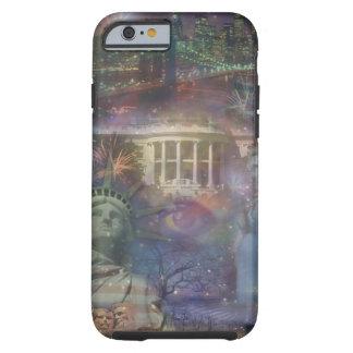 USA - America the Beautiful! Tough iPhone 6 Case