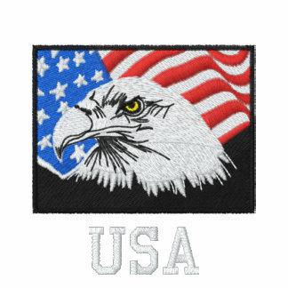 USA American Bald Eagle Polo Shirt