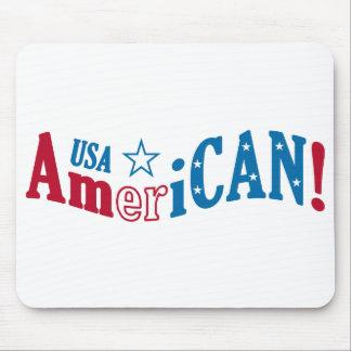 USA AmeriCAN! custom mousepad