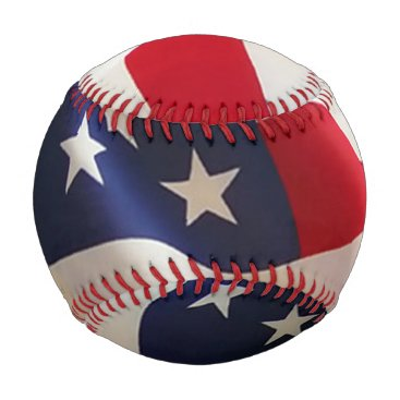 USA American Flag Baseball
