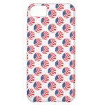USA American Flag Fourth of July Patriotic iPhone 5C Cover