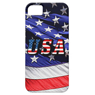 USA - American Flag iPhone SE/5/5s Case