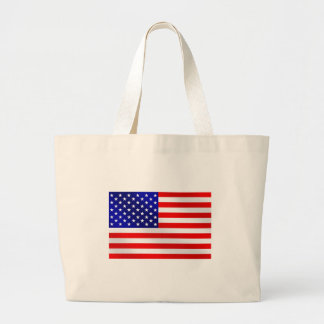 USA American flag of the United States of America Canvas Bag