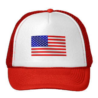 USA American flag of the United States of America Mesh Hat