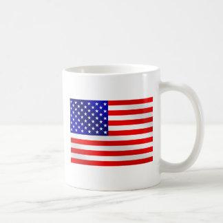 USA American flag of the United States of America Coffee Mugs