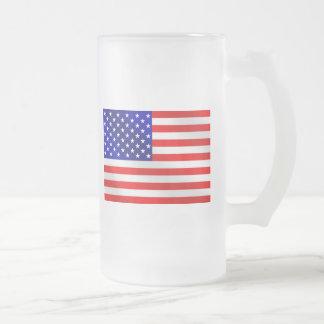 USA American flag of the United States of America Mug