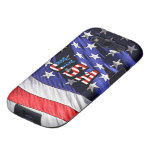 USA - American Flag Samsung Galaxy SIII Covers