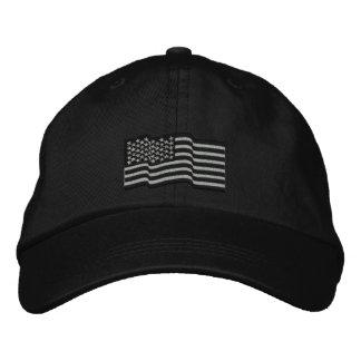USA American Flag Stars 'n Stripes Embroidered Cap