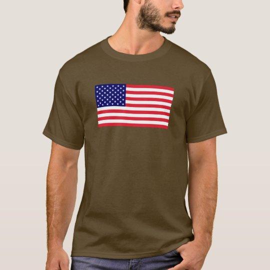 USA - American Flag T-Shirt