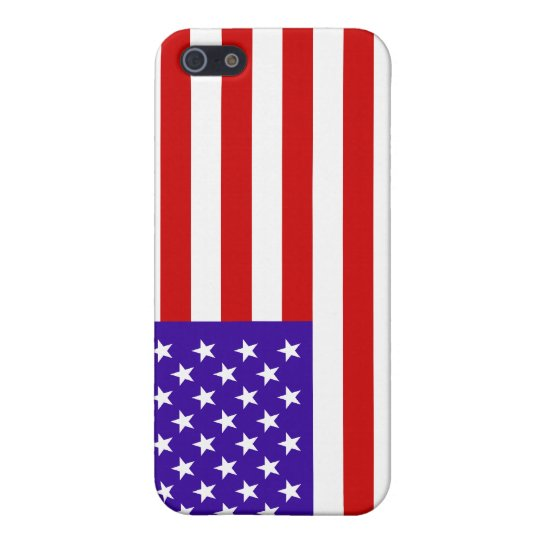 USA American iPhone SE/5/5s Case